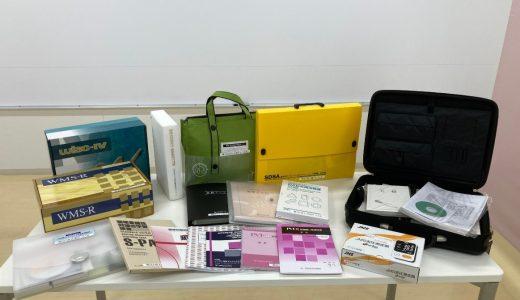 【言語聴覚学科】朝日会にて購入いただいた備品のご紹介
